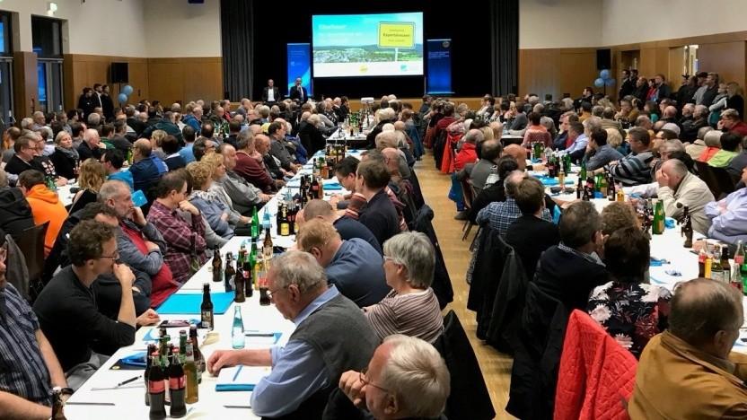 Infoabend für FTTH  der Deutsche Glasfaser