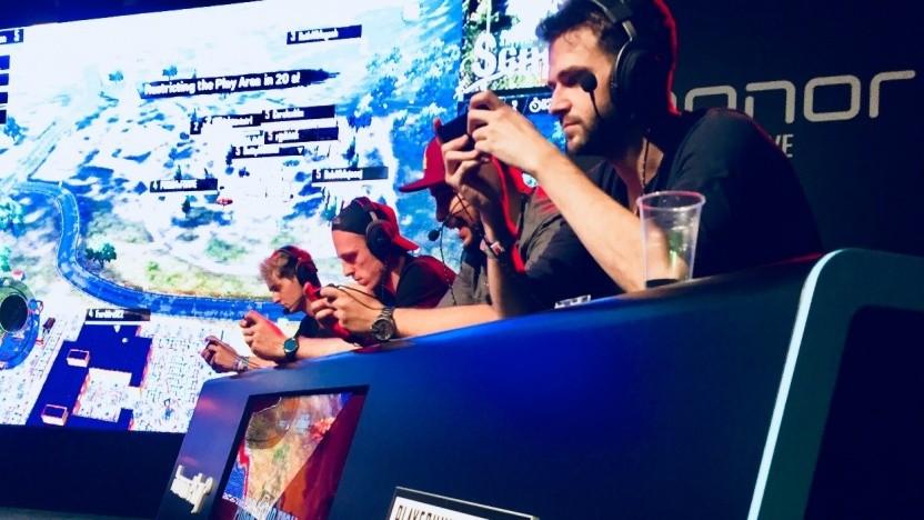 Pubg-Mobile-Event auf der Gamescom