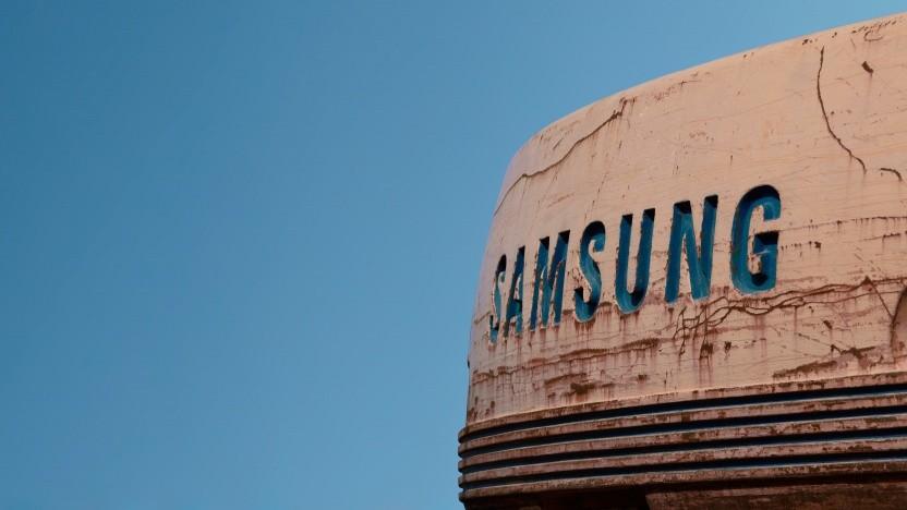 Die Sicherheit von Samsungs Entwicklungsumgebung ist brüchig.