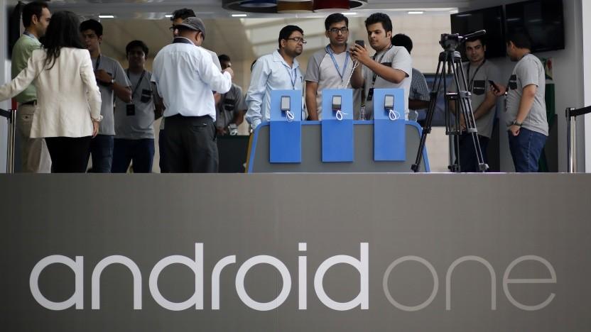 Mit Initiativen wie Android One hat Google massiv zur Verbreitung von Smartphones in Indien beigetragen.