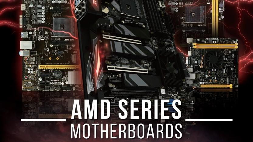 Platinen für AMD-Chips