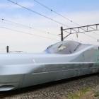 Shinkansen E956: Japans Alfa-X-Zug absolviert erste Testfahrten
