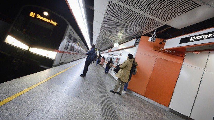 Die U3 bekommt bald einen neuen Umsteigebahnhof.