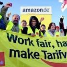 """Amazon: """"Keine Angst mehr"""" vor Streiks"""