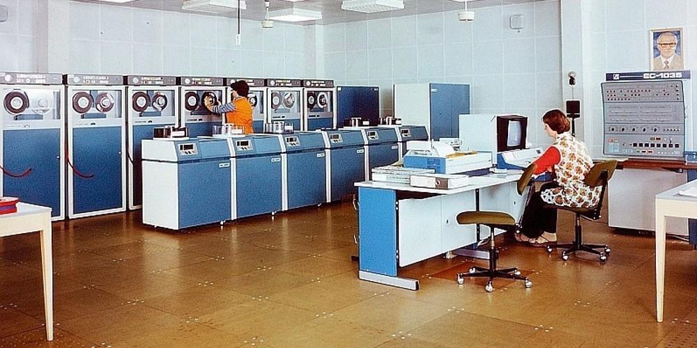 Computergeschichte: Unix hinter dem Eisernen Vorhang