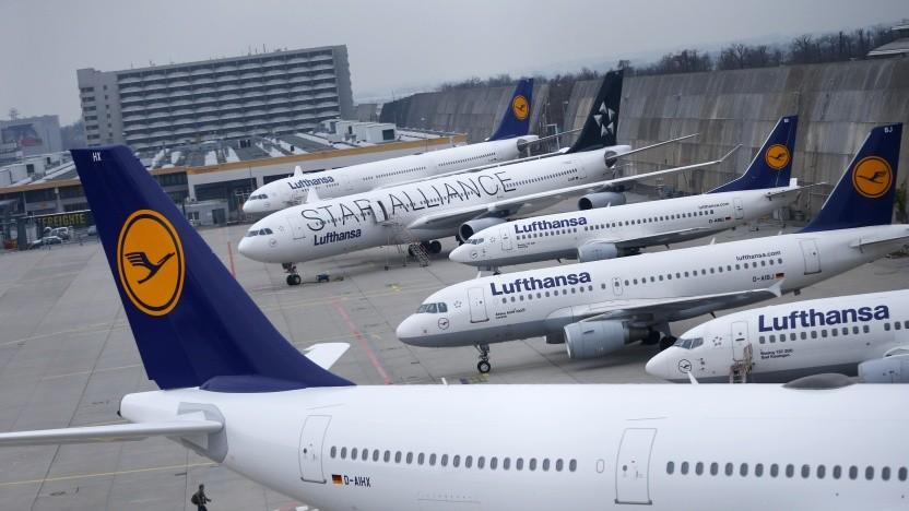 Die Fluggesellschaften müssen die Daten aller Passagiere übermitteln.