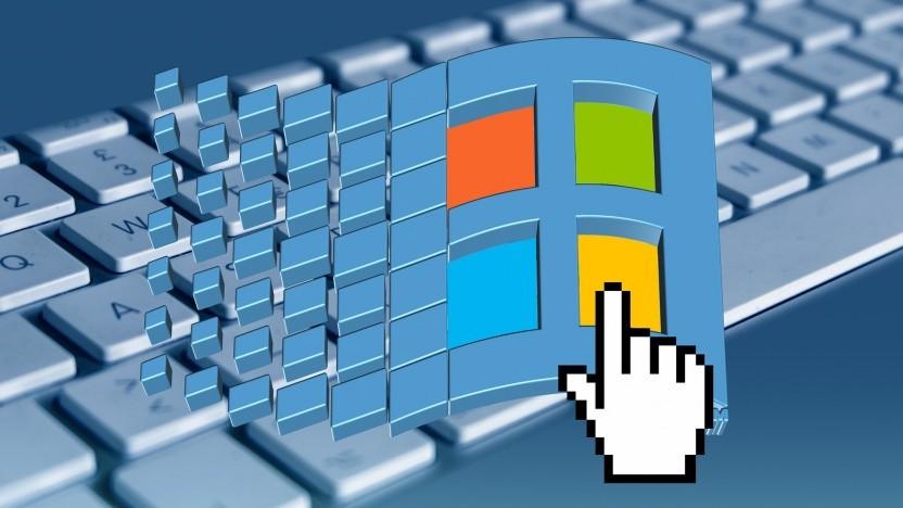 Eine kritische Sicherheitslücke in Windows könnte von einem Computerwurm augenutzt werden.