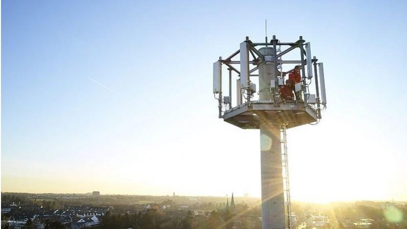 LTE von weit oben