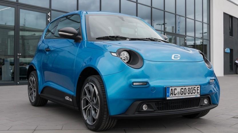 Elektroauto e.Go Life: Porsche-Schreck an der Ampel