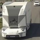 Einride T-Pod: Autonomer Lkw fährt in Schweden Waren aus