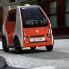 EZ-Pod: Renault-Miniauto soll Stadtverkehr in Kolonne fahren