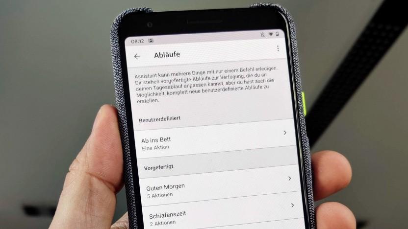 Smart Home: Google Assistant soll automatisierte Routinen bekommen - Golem.de