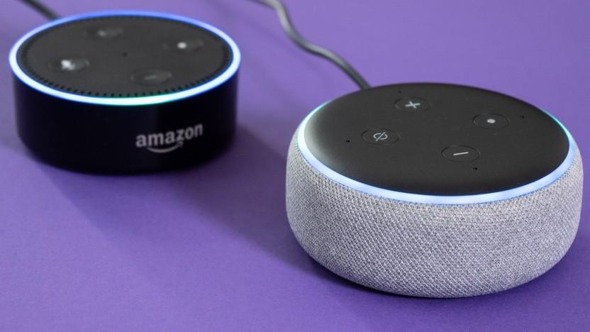 Neue Premium Alexa Skills für Alexa-Lautsprecher