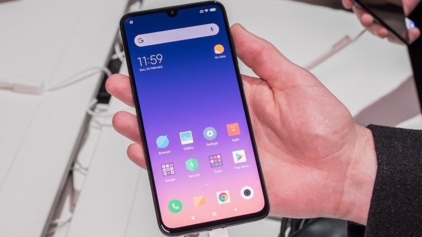 Xiaomi Mi 9 bald bei O2
