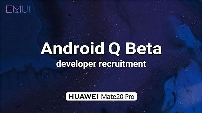 Beta-Test bei Huawei
