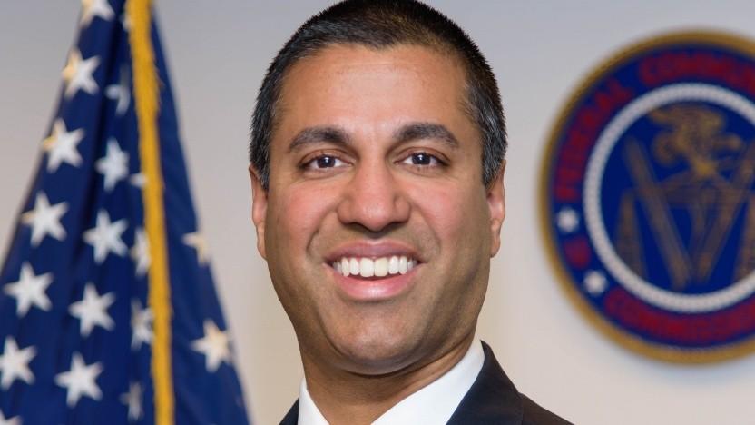 Der Republikaner Ajit Pai