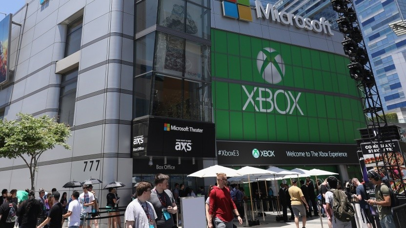 Microsoft auf der E3 2018