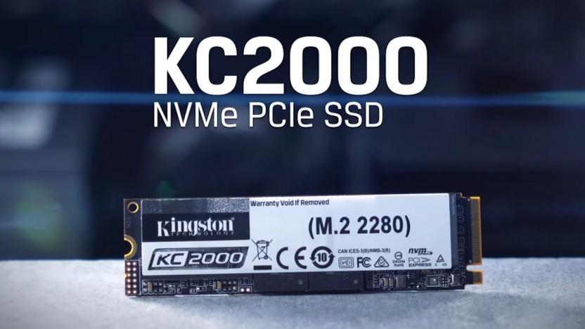 KC2000-SSD