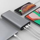 Hyperjuice: Powerbank mit zwei Power-Delivery-USB-C-Anschlüssen
