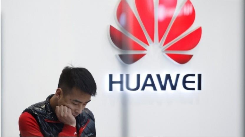 Huawei in Peking