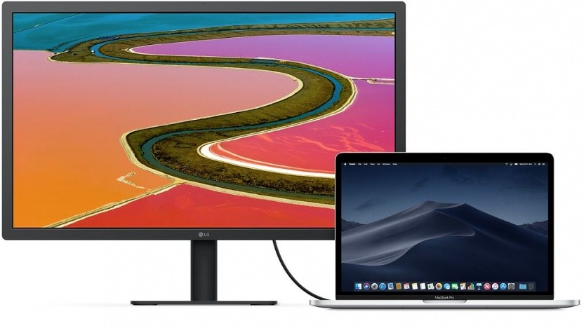 LG Ultrafine 4K Display