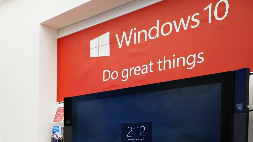 Es gibt ein neues Update für Windows 10.