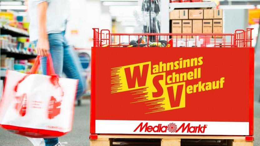 Werbebild des Media Markts