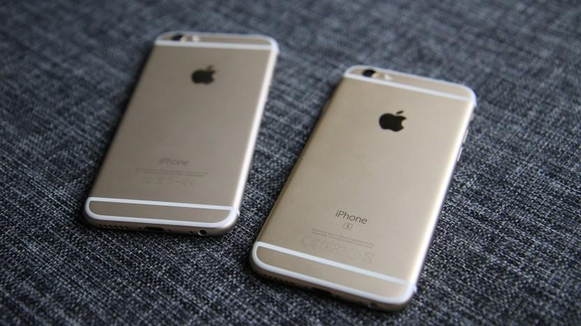 Konnte von den Forschern gut getrackt werden:  iPhone 6s