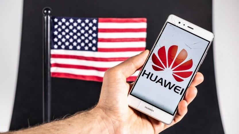 Huawei: In den USA auf der schwarzen Liste