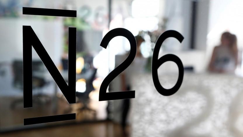 Die Internetbank N26 soll ebenfalls ein hohes DSGVO-Bußgeld zahlen.