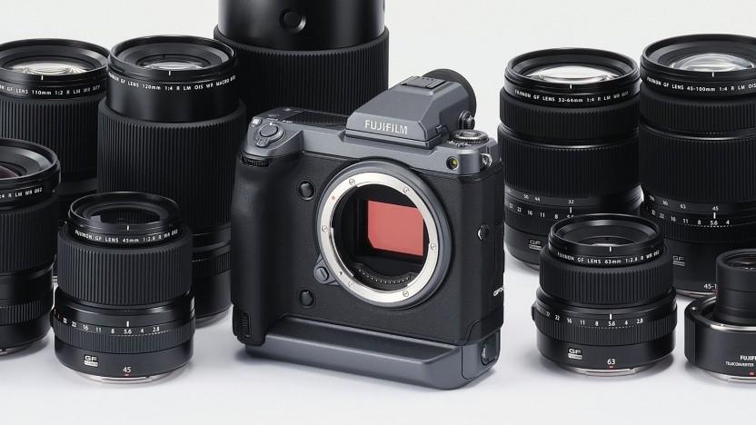Fujifilm GFX 100: Videos in 4K