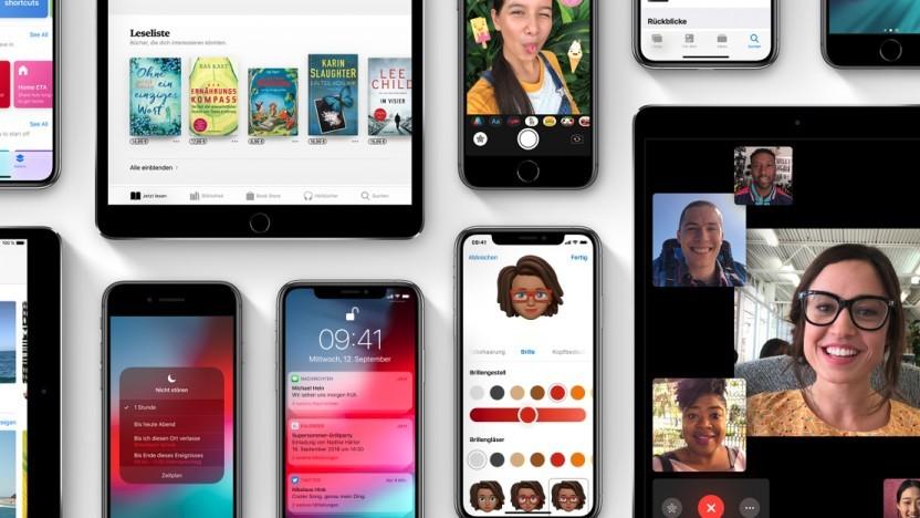 Apple hat das Update auf iOS 12.3.1 veröffentlicht