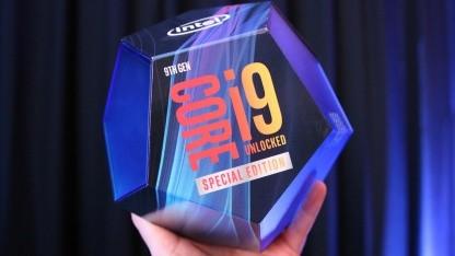 Ein Core i9-9900KS