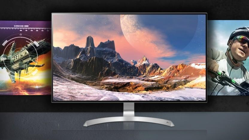 HDR-Monitore wie LGs 32UD99-W können künftig vom Linux-Kernel korrekt angesprochen werden.
