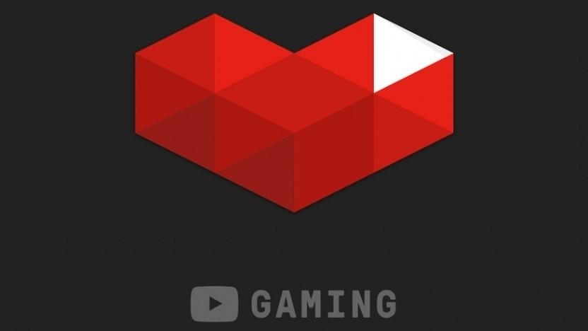 Logo von Youtube Gaming