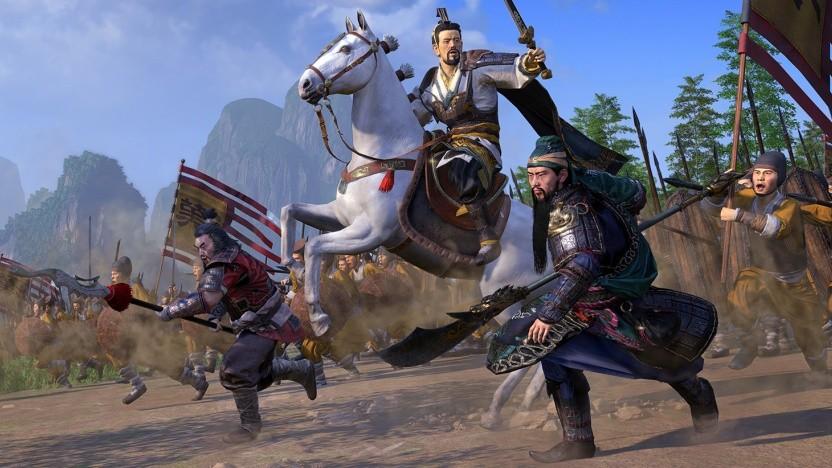 Artwork von Total War Three Kingdoms