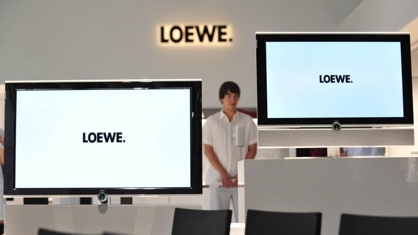 Der TV-Hersteller Loewe will Personal abbauen.