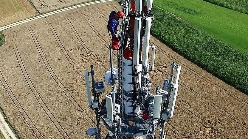 LTE-Ausbau der Deutschen Telekom