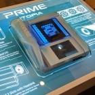 Prime Utopia: Asus zeigt Mainboard mit VRM-Wakü und OLED-Screen