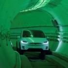 Verkehr: The Boring Company veröffentlicht Tunnel-Rennvideo