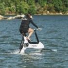 Elektromobilität: Hydrofoiler XE-1, das elektrische Wasserfahrrad
