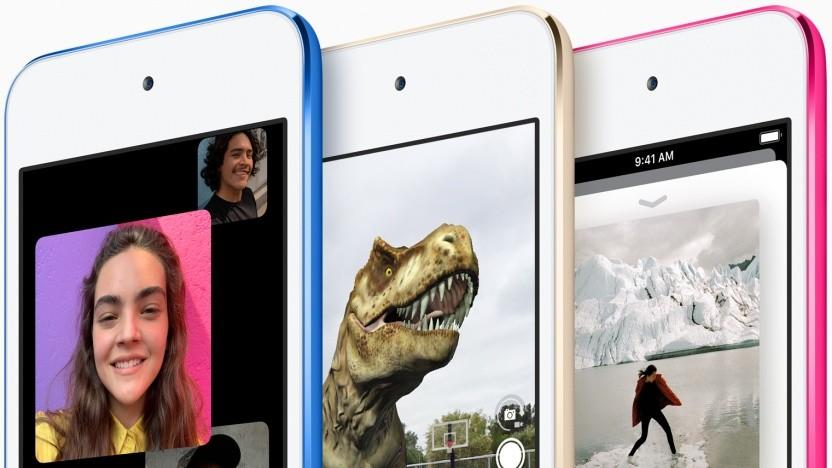 Der neue iPod Touch von Apple