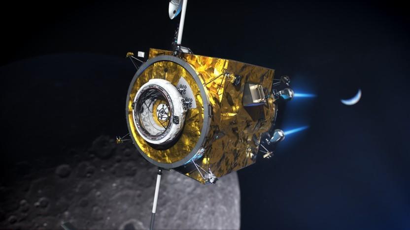 Der Auftrag für das Antriebsmodul des Lunar Gateway wurde für 375 Millionen US-Dollar vergeben.