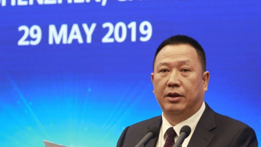 Song Liuping, Chief Legal Officer von Huawei