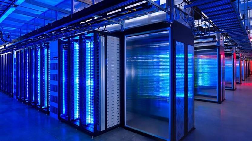 Die Server von Facebook werden per DHCP provisioniert.