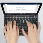 Chuwi Minibook: Mini-Convertible mit Mini-Touchpad und Mini-Touchscreen