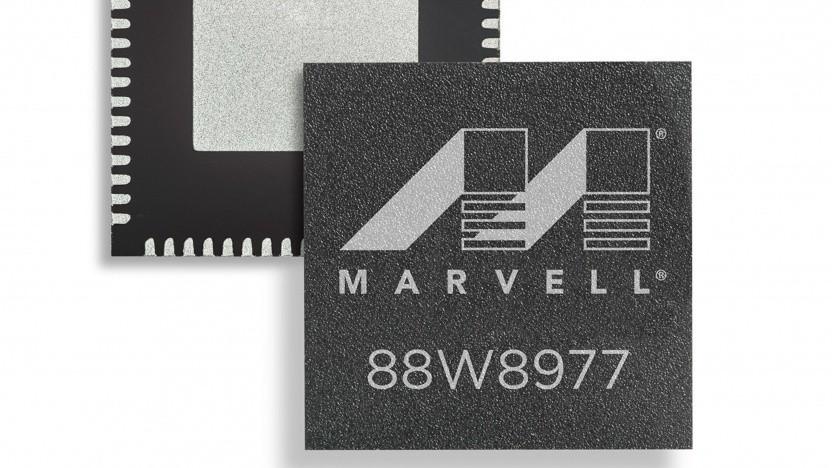28nm Wi-Fi und Bluetooth/BLE Kombination von Marvell