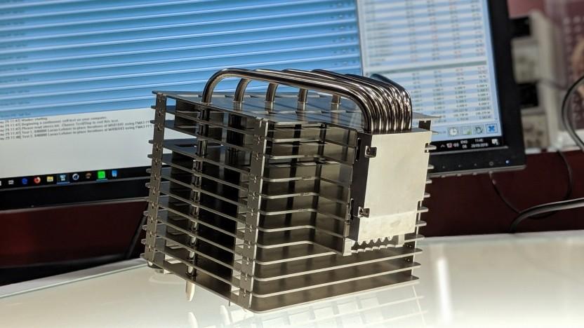 Noctuas noch namenloser passiver CPU-Kühler