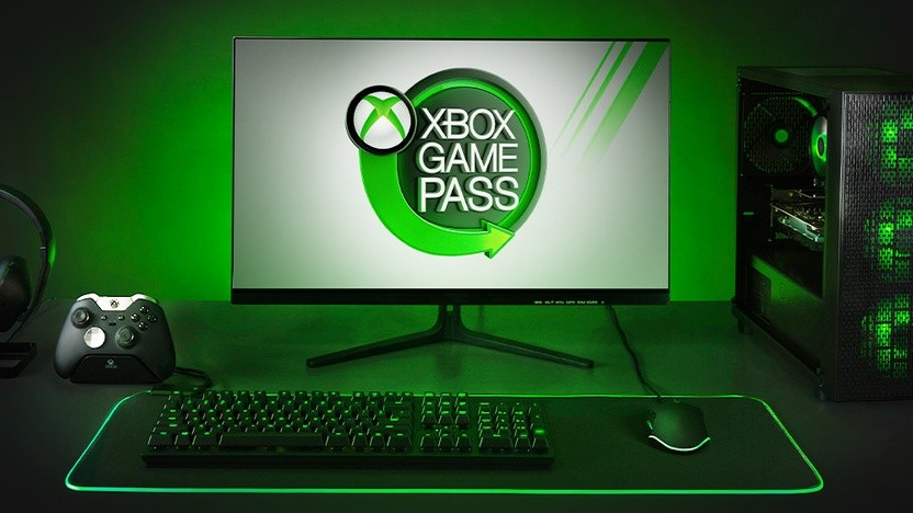 Artwork des Xbox Game Pass for PC