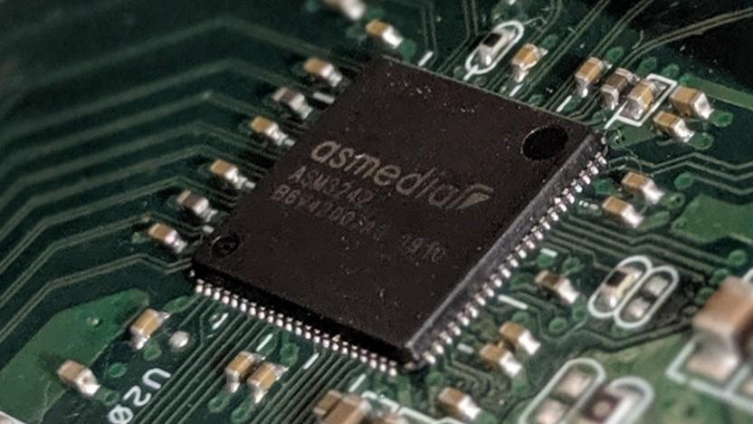 Asmedias Host-Controller namens ASM3242